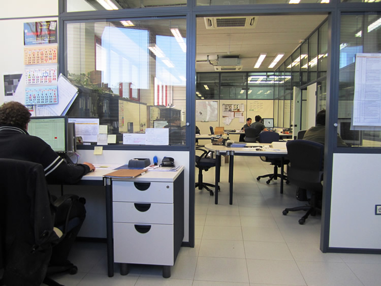 Oficina t cnica for Oficinas de ing